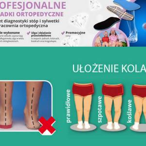 wkładki ortopedyczne na płaskostopie